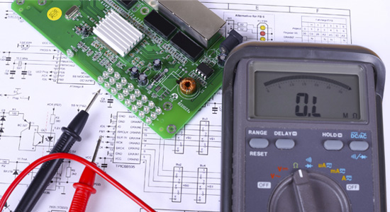 PCB Design and Testing