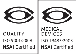 ISO 9001:2008 and ISO 13485:200